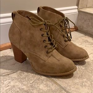 High heel boots for sale!